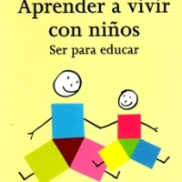 LIBRO: Aprender a vivir con niñ@s.  Rebeca Wild
