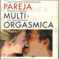 LIBRO: La pareja multi-orgásmica de Mantak Chia