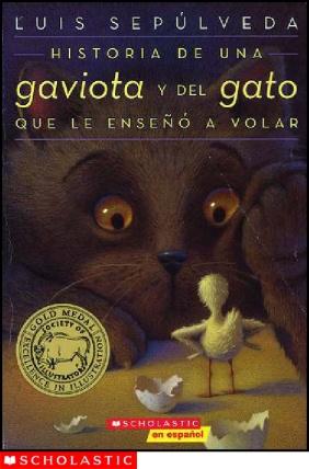 historia gato y gaviota