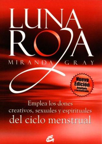 Libro Luna Roja De Miranda Gray Salud Biopsicologica