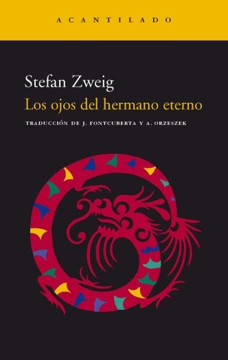 ACCESO DIRECTO: LIBRO los ojos del hermano eterno de Stefan Zweiges