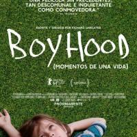 PELÍCULA: BOYHOOD (Momentos de una vida).