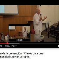 Vídeo: El continiuum de la prevención. Xavier Serrano