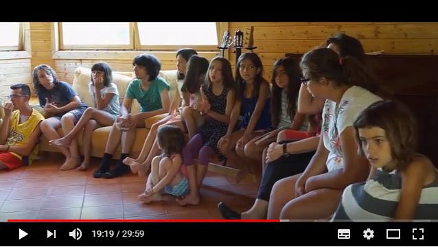 """Escuela """"Ojo de agua"""" El documental"""