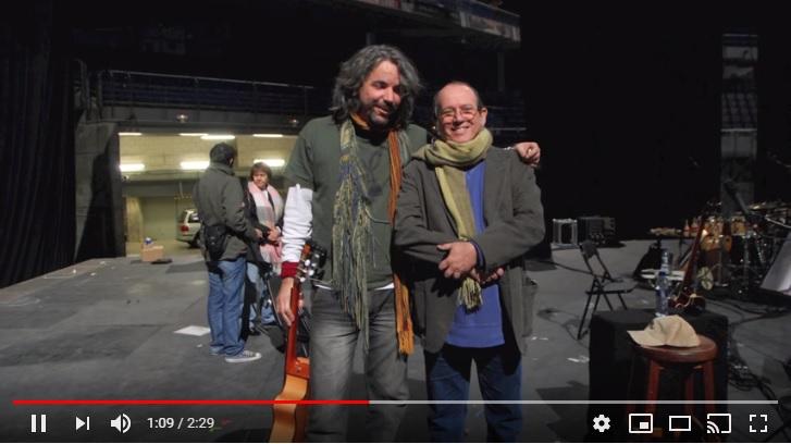 MÚSICA: Lo sensible se renueva. Karel García y Silvio Rodriguez